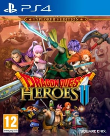 PS4 - Dragon Quest Heroes 2 Explorer's Edition Box 785300122059 Photo no. 1
