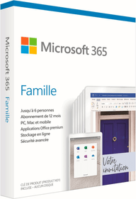 365 Famille (F) Physisch (Box) Microsoft 785300153593 Bild Nr. 1