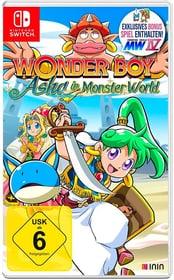 NSW - Wonder Boy: Asha in Monster World D Box 785300158403 N. figura 1