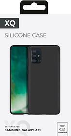 Silicone Case black Coque XQISIT 785300152170 Photo no. 1
