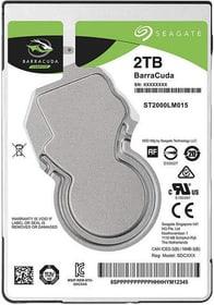 """BarraCuda 2 TB 2.5"""" Disque Dur Interne HDD Seagate 785300143210 Photo no. 1"""