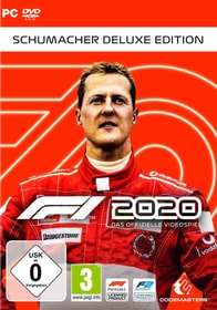 F1 2020 - Schumacher Deluxe Edition Box 785300152920 Lingua Francese Piattaforma PC N. figura 1