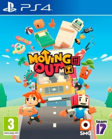 PS4 - Moving Out Box 785300150980 Bild Nr. 1