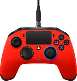 Revolution Pro Gaming PS4 manette rouge Manette Nacon 785300130432 Photo no. 1