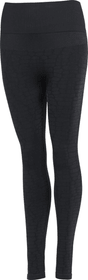 Shiny Alligator Seamless Tights Leggings de yoga pour femme Casall 468045300386 Taille S Couleur antracite Photo no. 1