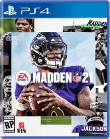 PS4 - Madden NFL 21 (D/F/I) Box 785300154016 Bild Nr. 1