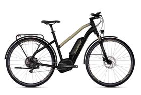 Square Trekking B5.8 vélo de trekking eléctrique Ghost 464836300320 Couleur noir Tailles du cadre S Photo no. 1
