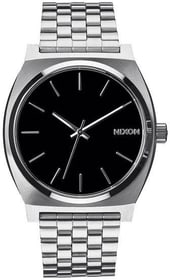 Time Teller Black 37 mm Montre bracelet Nixon 785300136942 Photo no. 1