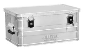 box en aluminium B47 Standard 0.8 mm