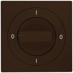 Edizio Due UP Interrupteur rotatif Set de recouvrement Feller 612215700000 Photo no. 1