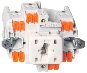 Edizio Due UP S6 Interrutore installazione Feller 612185000000 N. figura 1