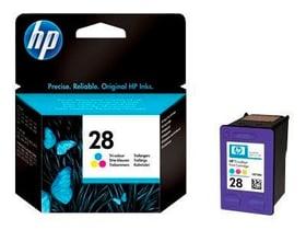 C8728AE Tintenpatrone Nr. 28 color Tintenpatrone HP 797453700000 Bild Nr. 1