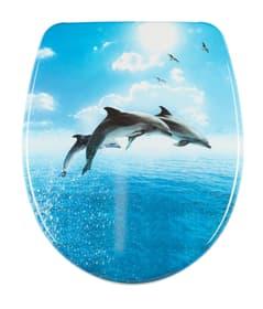 Nice Dolphin WC-Sitz diaqua 675497600000 Bild Nr. 1
