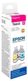 T6643 magenta Cartuccia d'inchiostro Epson 795847400000 N. figura 1