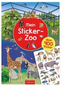Zoo Mein Stickerbuch 782492000000 Photo no. 1