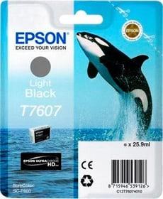 T7607 light black Tintenpatrone Epson 798535200000 Bild Nr. 1