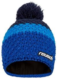 Olivia Beanie Herren-Mütze Reusch 460536999940 Farbe blau Grösse one size Bild-Nr. 1