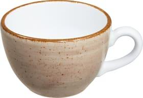 VINTAGE Tasse à café 440278700000 Couleur Sable Dimensions L: 12.0 cm x P: 9.0 cm x H: 6.0 cm Photo no. 1