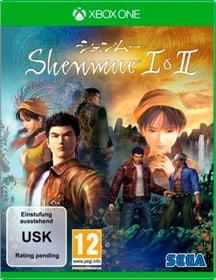 Xbox One -  Shenmue I & II (F) Box 785300135231 Lingua Francese Piattaforma Microsoft Xbox One N. figura 1