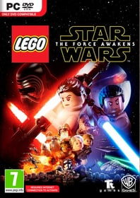PC - LEGO Star Wars The Force Awakens Box 785300120865 Photo no. 1