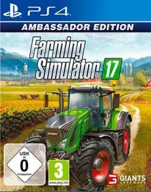 PS4 - Farming Simulator 17 - Ambassador Edition Box 785300159816 N. figura 1