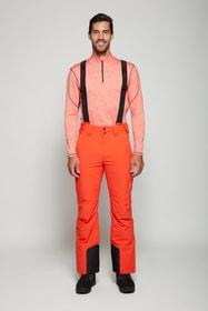 Pantalone da sci Pantalone da sci Trevolution 460375700630 Taglie XL Colore rosso N. figura 1