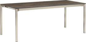 MALO Table au jardin 408013018004 Dimensions L: 180.0 cm x P: 90.0 cm x H: 75.0 cm Couleur OXIDO TERRA Photo no. 1