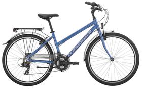 Miss 1000 Citybike Crosswave 464802204045 Rahmengrösse 40 Farbe violett Bild Nr. 1