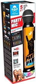 Karaoke-Mikrofon mit verschiedenen Stickern Musik 748959800000 Bild Nr. 1