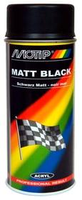 Peinture rallye noir 150 ml Peinture aérosol MOTIP 620837700000 Photo no. 1