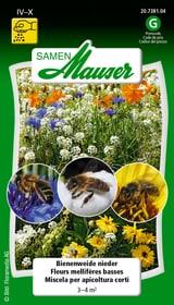 Fleurs mellifères basses Semences de fleurs Samen Mauser 650118403000 Contenu 5 g (env. 3 - 4 m²) Photo no. 1