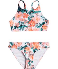 Love Is Big - Crop-Top-Bikini-Set Mädchen-Bikini Roxy 466809212893 Grösse 128 Farbe farbig Bild-Nr. 1