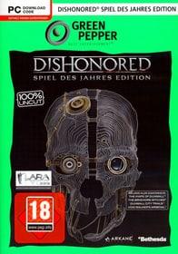 PC - Green Pepper: Dishonored GotY-Edition Box 785300122505 N. figura 1