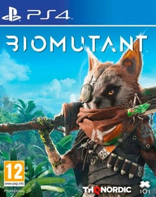 Biomutant Box 785300150289 Photo no. 1