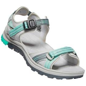 Terradora II Open Toe Sandal Sandales pour femme Keen 493451638081 Couleur gris claire Taille 38 Photo no. 1