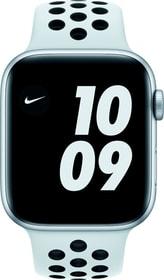 Watch Nike SE GPS 44mm Silver Aluminium Pure Platinum/Black Nike Sport Band Smartwatch Apple 785300155527 Bild Nr. 1