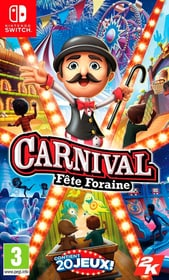 NSW - Carnival Games (F) Box 785300139377 Photo no. 1