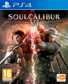 PS4 - Soul Calibur Box 785300137330 Bild Nr. 1