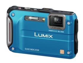 FT4 Action-Kompaktkamera blau Panasonic 79336550000012 Bild Nr. 1