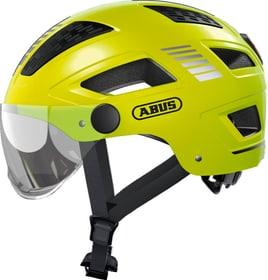 HYBAN 2.0 ACE Casque de vélo Abus 465202552255 Taille 52-58 Couleur jaune néon Photo no. 1