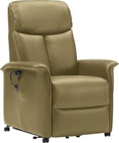 CARL Relaxsessel 402486700000 Grösse B: 80.0 cm x T: 82.0 cm x H: 108.0 cm Farbe Olive Bild Nr. 1