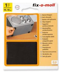 Rutschstopper 2.5 mm / 100 x 100 mm 1 x Rutsch- und Lärmstopper Fix-O-Moll 607083400000 Bild Nr. 1