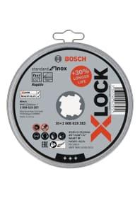 10 Stk. X-LOCK Standard for Inox 10x125x1x22,23mm Bosch Professional 616246500000 Bild Nr. 1