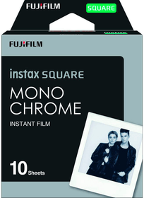 Instax Square 10Bl Monochrome Instax Square FUJIFILM 785300155765 Bild Nr. 1