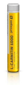 L-Carnitin Ampulle fiala 25 ml Sponser 491962500000 N. figura 1