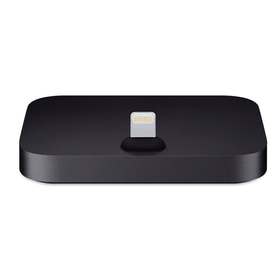 iPhone Lightning Dock nero Caricabatterie Apple 798154500000 N. figura 1