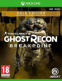 Xbox One - Tom Clancy's Ghost Recon: Breakpoint - Gold Edition Box 785300144492 Bild Nr. 1