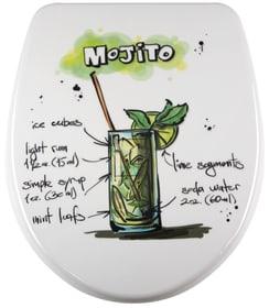 Nice Mojito WC-Sitz diaqua 675193600000 Bild Nr. 1