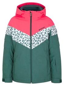 ALJA Veste de ski pour fille Ziener 466824011657 Taille 116 Couleur corail Photo no. 1