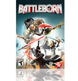 PC - Battleborn